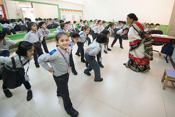 Dance Room Junior