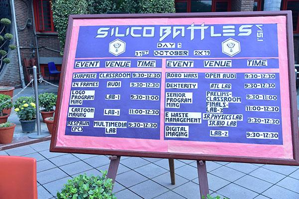 Silico Battles