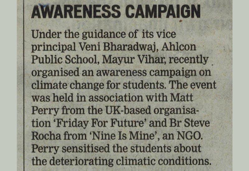 Awareness Camp