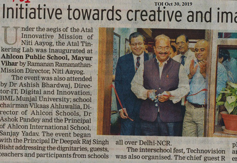 Initiatives towards creative and