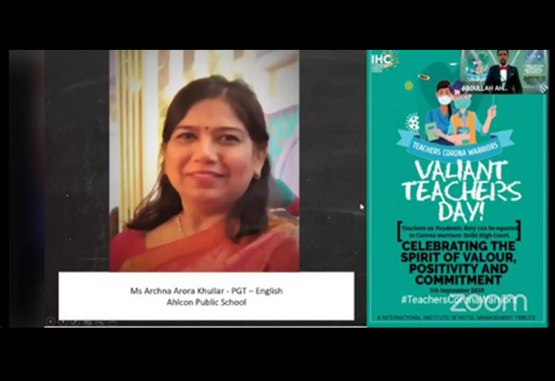 Teachers awards  in the Field of Education